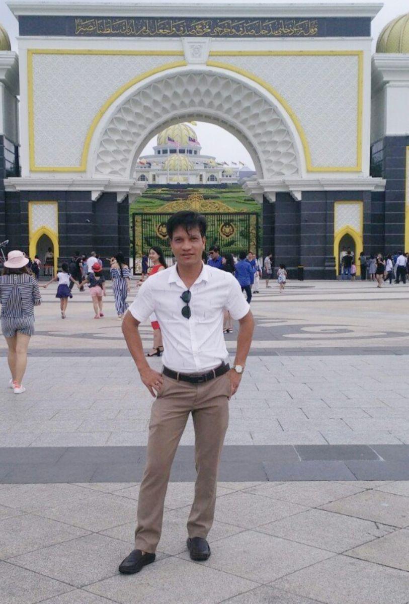 Bùi Hiền - Trưởng bộ phận kinh doanh khu vực Nam Miền Trung
