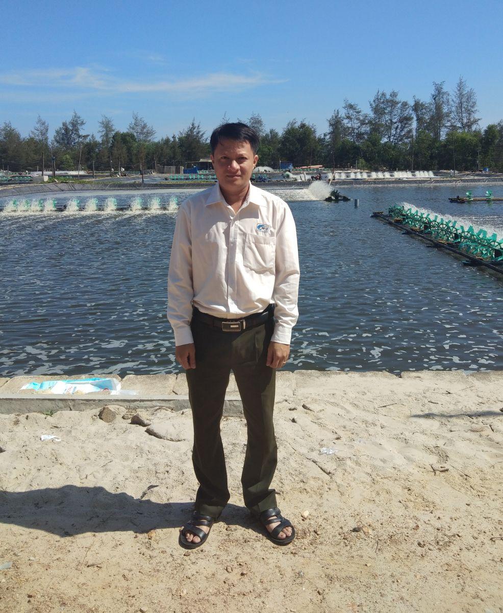 Phan Văn Dần - Nhân viên kinh doanh khu vực Bắc Miền Trung
